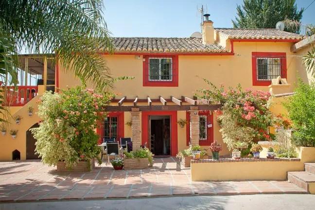 Finca Fenix, Malaga