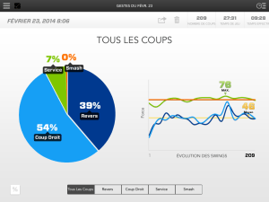 Analyse de l'application Zepp