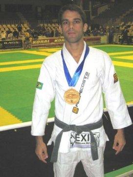 2x World Black Belt World Champion Felipe Costa