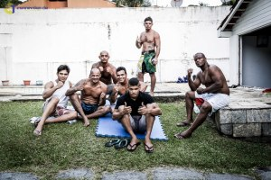 The MMA training camp from the North East of Brazil