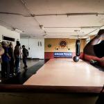 The BOPE jiu-jitsu gym