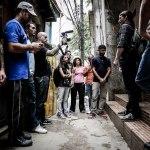 Inside Favela Tavares Bastos