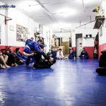 Training at Strauch Academy, Copacabana