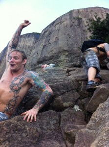 hiking pedra da gavea rio de janeiro