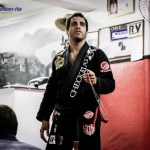 Checkmat co-founder and 9x BJJ world champion Rico Vieira