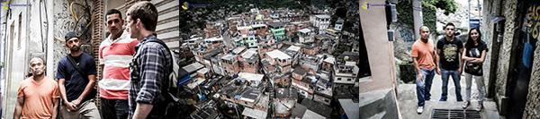 favela tour connection rio