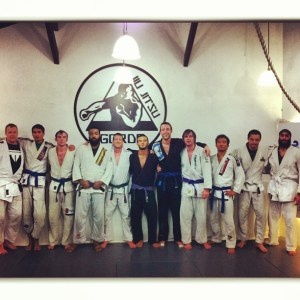 dennis asche bjj class connection rio