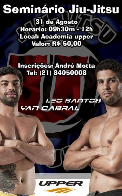 BJJ seminar at Nova Uniao gym in Rio - click for bigger