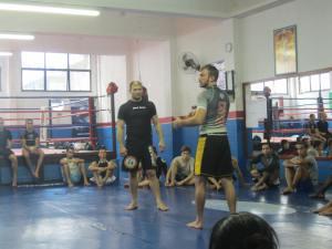 Torryn Wrestling Seminar