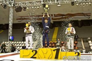 Priguica Copa Podio Champion