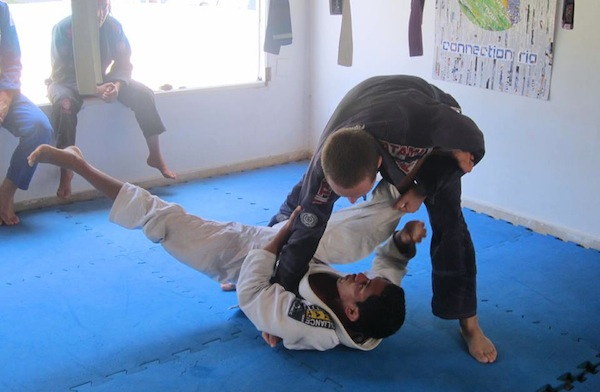The Importance of Setting Goals While You Train BJJ in Rio de Janeiro