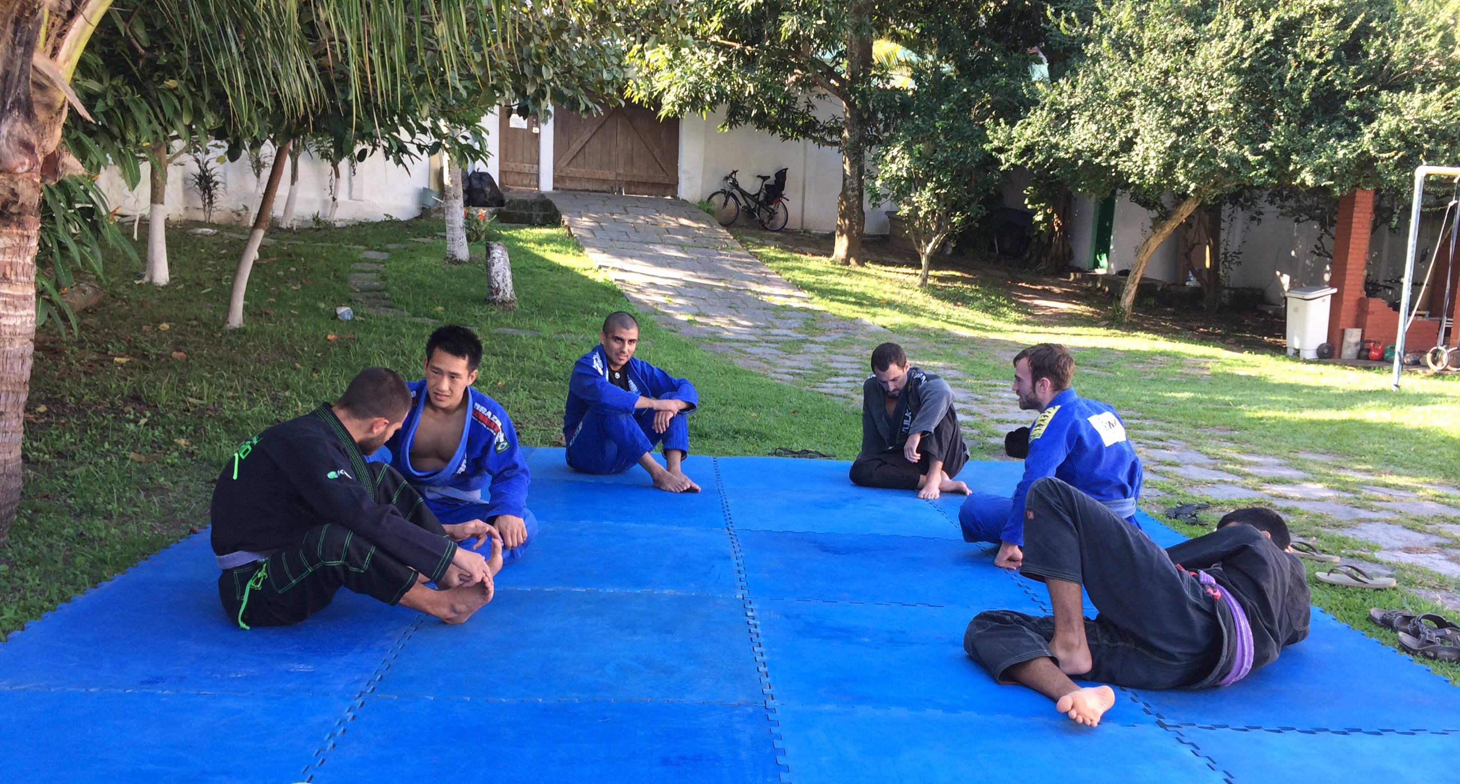 Review of Connection Rio BJJ Hostel