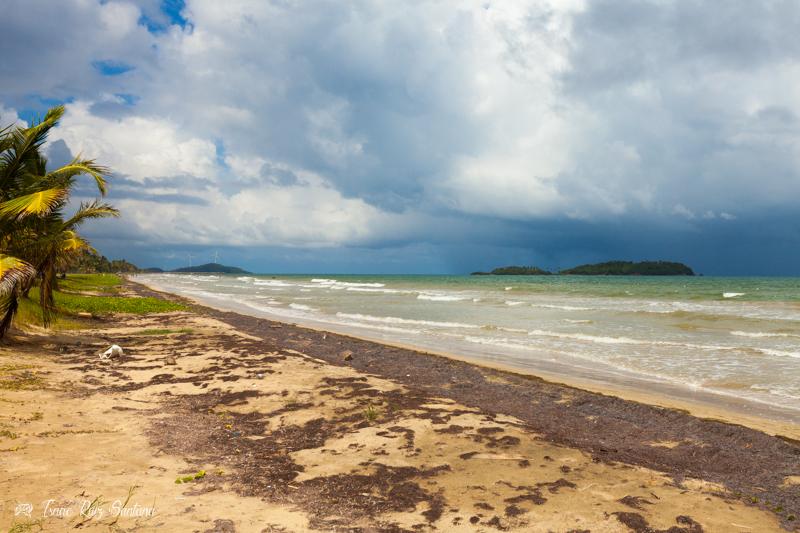 Playa Punta Santiago