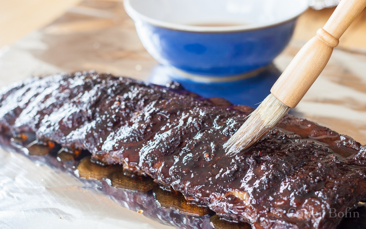 WANT MY BABY BACK! or Spiced Baby Back Ribs With Maple Syrup. | One ...