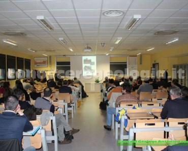 Aula geoscienze Università di Padova