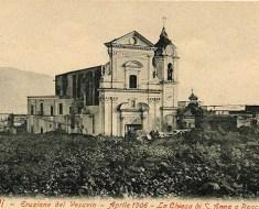 Eruzione Vesuvio 1906