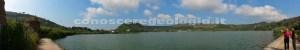 lago di averno panoramica