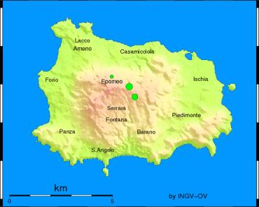mappa statica ischia da sito INTERNET INGV OS