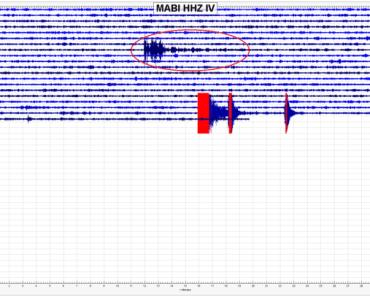 evento sismico corea del nord