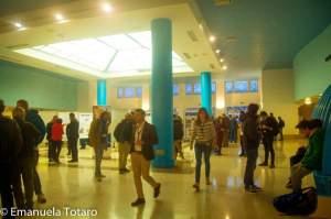 Sala Poster del Convegno Trieste Gruppo Nazionale di Geofisica della Terra Solida
