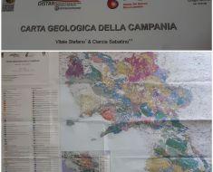 CARTA GEOLOGICA DELLA CAMPANIA