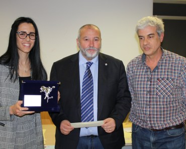 Giorgia Ferraioli, Fabio Botti e Prof.Roberto Mazza