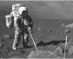 Harrison Schmitt geologo planetario e astronauta della NASA