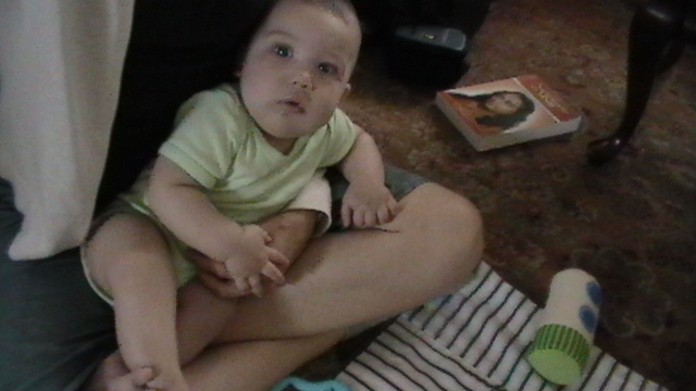 Your Touch Guides Development: A Nifty Way to Hold Your Baby