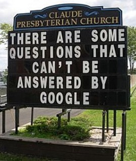 pub affichage google
