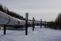 Drilling in Alaska: the Trans-Alaska Pipeline