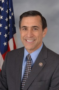 Rep. Darrell Issa (R-CA), point man investigating Operation Fast and Furious