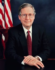 Sen. Mitch McConnell. What kind of deal is he now making on the debt ceiling?