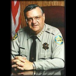 Sheriff Joe Arpaio, front-and-center on Obama eligibility