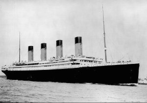 RMS Titanic. Emblematic of the Obama campaign?