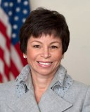 Valerie Jarrett. Why do journalists not ask how this unelected person became the Third Woman President?