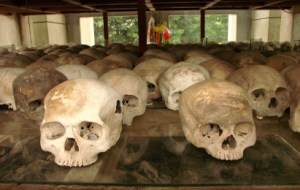 The Killing Fields, the final end game of a utopian society