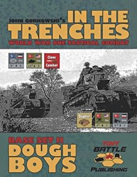 In the Trenches: Doughboys (new from Tiny Battle Publishing)