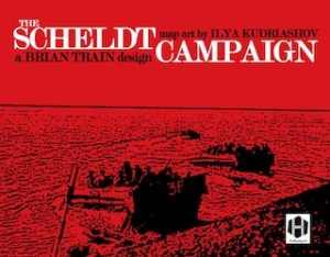 The Scheldt Campaign (new from Hollandspiele)