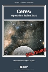 Ceres: Operation Stolen Base (new from Decision Games)