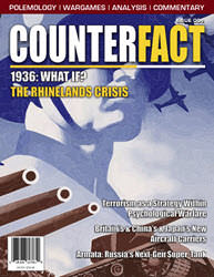 CounterFact, Issue 4 (new from One Small Step Publishing)