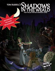 Shadows in the Weald (new from Tiny Battle Publishing)