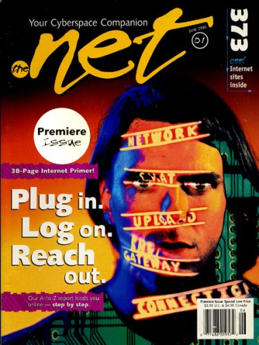 The Net, Premiere Issue, June 1995