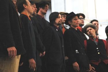 SF City Hall, Valentines Day 2006