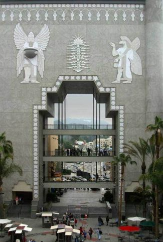 Hollywood's Babylon Gate