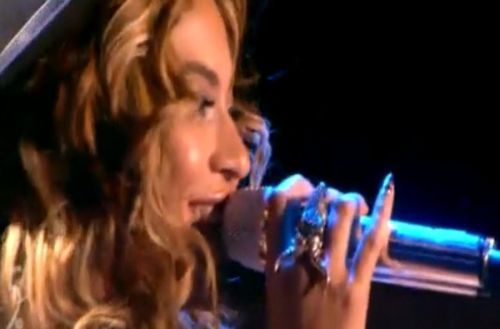 Beyonce Baphomet Ring