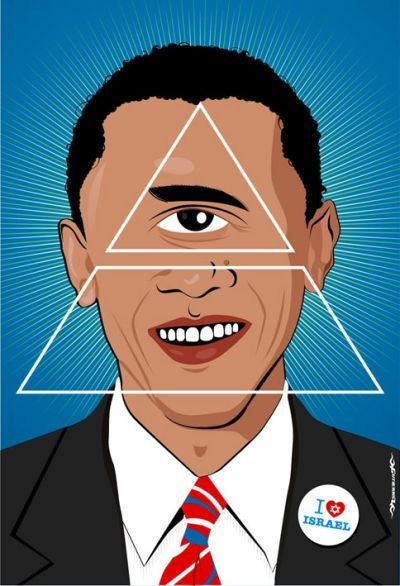Barack Obama Illuminati