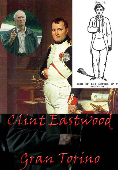 Clint Eastwood Freemason