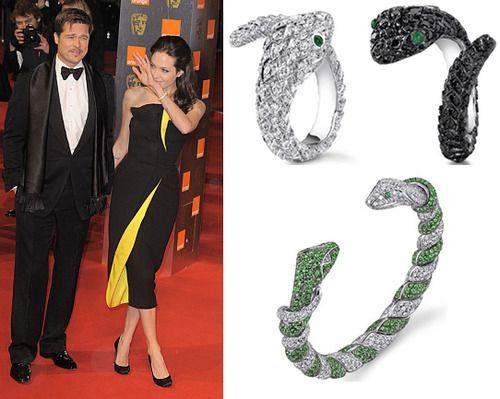 Jolie Snake Jewelry
