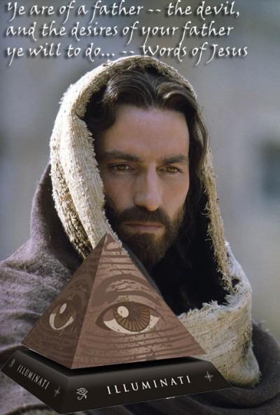 Jesus Curse Devil