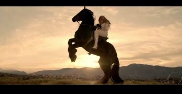 Beyonce Black Horse